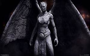 gargoyles movie | Gargoyle Queen - I Frankenstein ...