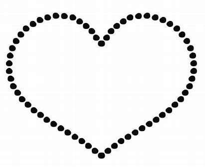 Coloring Hearts Pages Heart Valentine Getcoloringpages