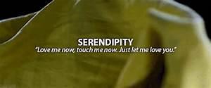 serendipity quotes | Tumblr