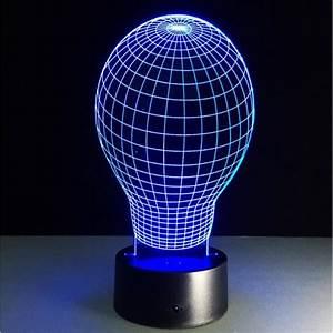 Lampe En Forme D Ampoule : lampe a poser en forme d ampoule achat vente lampe a poser en forme d ampoule pas cher ~ Teatrodelosmanantiales.com Idées de Décoration