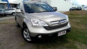 2007 Honda Cr-v Re My2007 Sport