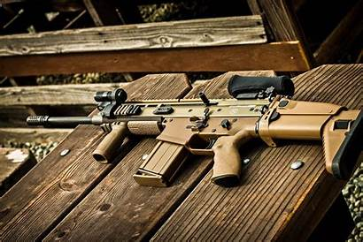 Scar Fn 17s Tactical Wallpapers Optics Stick