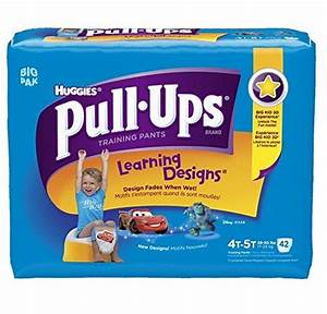 Online Store: Huggies Pull-Ups Learning Design Training ...