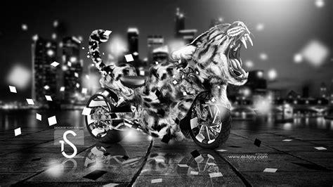 suzuki hayabusa fantasy animal bike  el tony