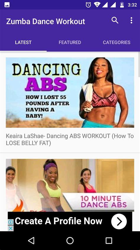 zumba loss workout dance weight apkpure