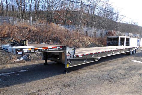 2018 landoll 440a 53 tandem axle hydraulic trailer for sale by arthur trovei sons inc used