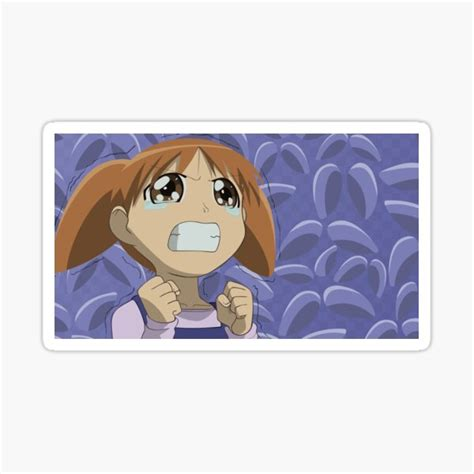 chiyo chan stickers redbubble