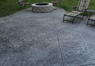 poured concrete patio cost poured concrete patio price summerville home new