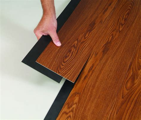 Rubber Plank Flooring That Looks Like Wood