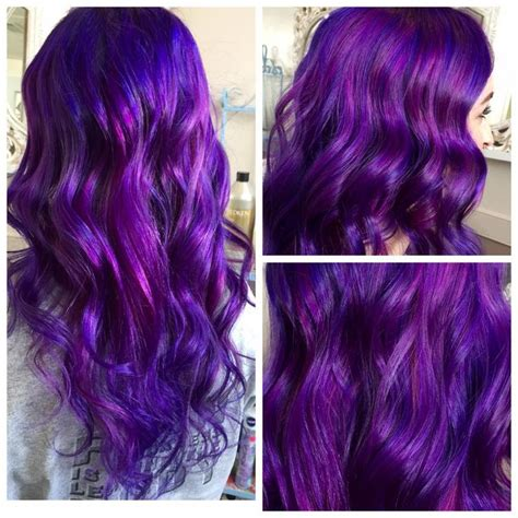 purple hair color for hair 12 best hair images on purple hair colourful