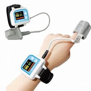 Digital Wrist Blood Pressure Monitor Oxygen Saturation
