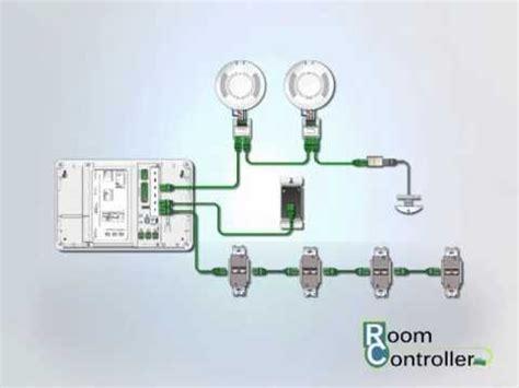 Room Controller Installation Part Youtube