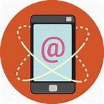 Internet Iphone Icon Marketing Vectorified