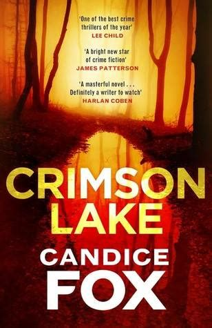 Book review: Crimson Lake by Candice Fox - Debbish