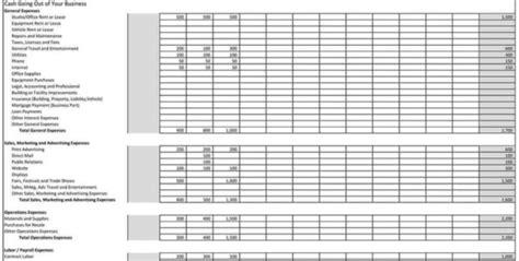 owner operator excel spreadsheet    truck