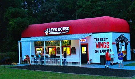 The Dawg House by The Dawg House Footlongs More Dogs Buford