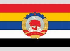 Alternate flag for the PRC, based on the