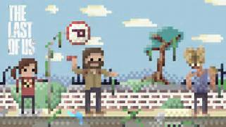 The Last Of Us - Pixel...