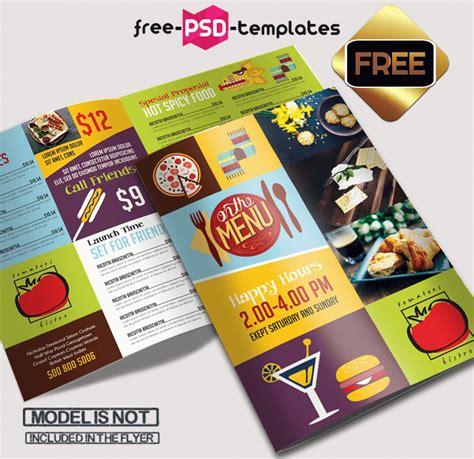 Psd Brochure Template by 59 Free Psd Tri Fold Bi Fold Brochures Templates For
