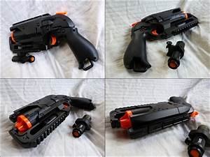Apex Tactical Solutions  Nerf Hammershot Mods