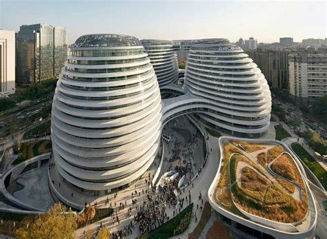 Top 5 Zaha Hadid Buildings - Average Joes