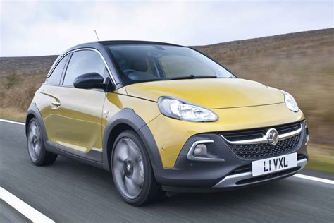vauxhall adam rocks vauxhall adam rocks air price revealed carbuyer