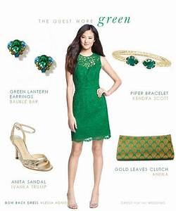green dresses for wedding guest With green dress for a wedding guest