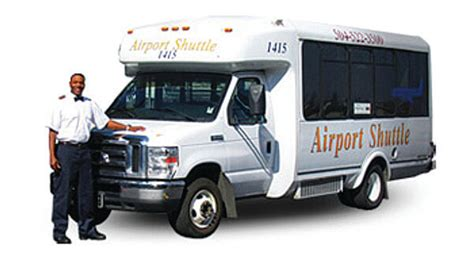 Airport Shuttle Rates by Locations Airport Map Airport Shuttle New Orleans
