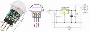 Pir Sensor Module Small