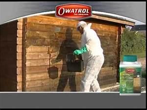 Owatrol öl Holz : wie schwarzes fett von holz entfernt wird mit owatrol youtube ~ Watch28wear.com Haus und Dekorationen
