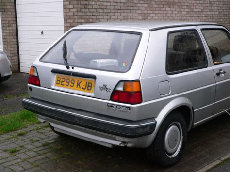 1985 Electric Volkswagen Golf To Return To Factory Of Its