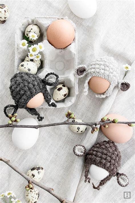 häkeln für ostern schafe als eierw 228 rmer ostern eierw 228 rmer h 228 keln