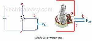 Difference Between Potentiometer And Rheostat