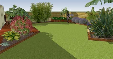 construisons ensemble votre futur jardin plan jardin 3d