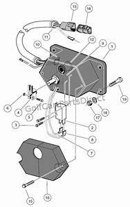 Potentiometer - 48v - Powerdrive  U0026 Powerdrive Plus
