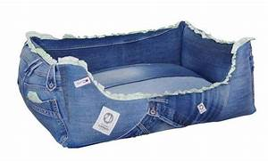 Nähen Aus Alten Jeans : recylcling hundebett aus alten jeans hunde pinterest hundebett alte jeans und jeans ~ Frokenaadalensverden.com Haus und Dekorationen