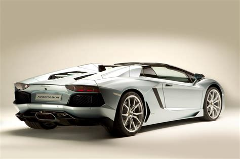 New Lamborghini Aventador Roadster Price Starts At