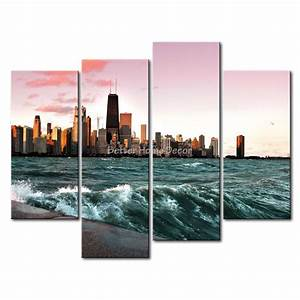 wall art designs awesome chicago wall art vinyl sticker With chicago wall art