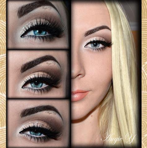 glamour    create  prom eye makeup  beauty  cut