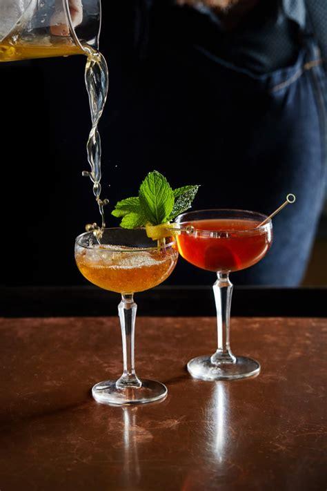 Southern Cocktails Make It A Double  Garden & Gun