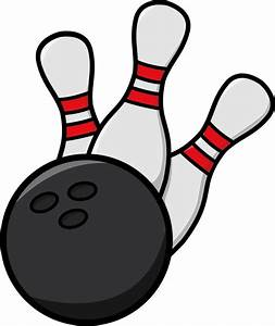 Bowling clipart image clip art 4 bowling pins - Clipartix