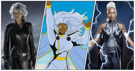 Marvel art storm comic storm xmen comic book characters storm art storm storm marvel black comics storm superhero. X-Men: Every Film & TV Appearance Of Storm, Ranked | CBR