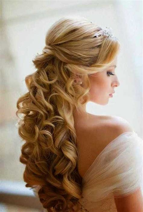 15 Best Prom Hairstyles   Long Hairstyles 2016   2017