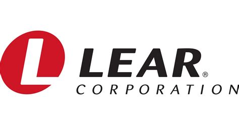 Lear Corporation Logo - Advanced Manufacturing
