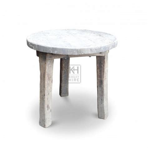 three legged wooden table tables prop hire 3 leg small round wooden table keeley