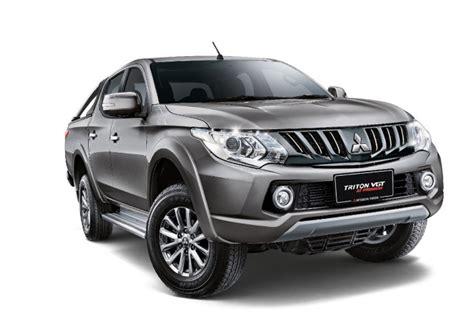 mitsubishi motors malaysia introduces triton vgt at