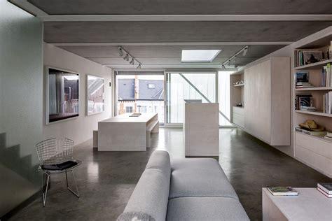 slip house brixton property london  architect