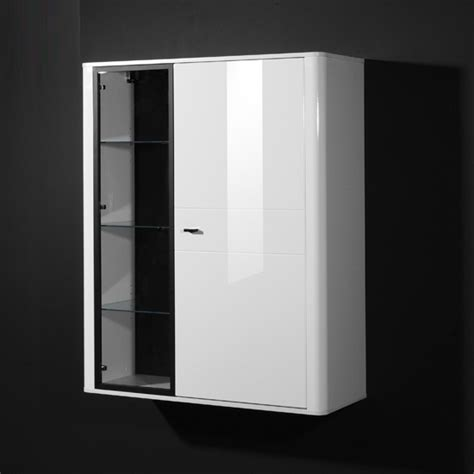 monza gloss white display cabinet  furniture