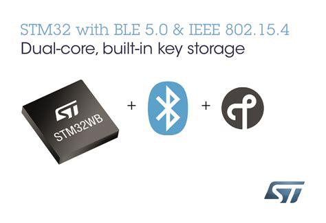 stmicroelectronics introduces stmwb  soc  bit