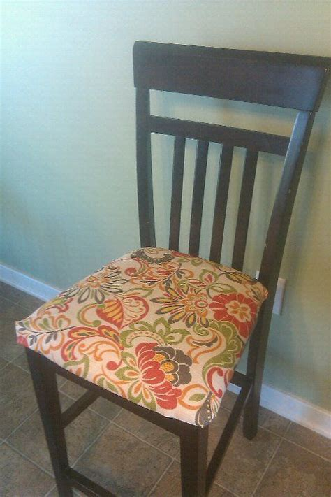 recover kitchen chairs  outdoor fabric holds